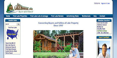 LISTINGS FEATURED ON LAKEHOUSE.COM