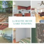 72 Baltic at Lake Texoma – Walk To The Water
